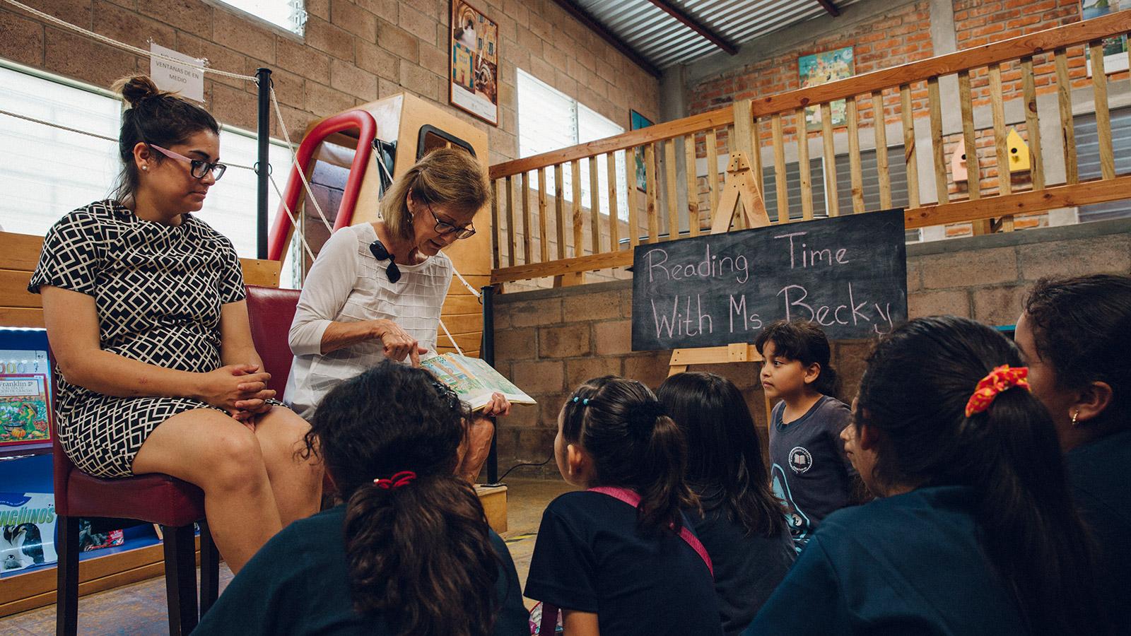 Casa la Atarraya School